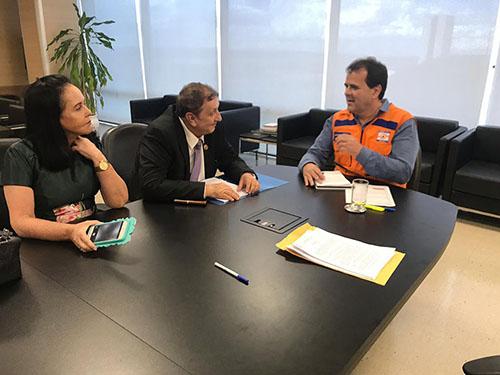 Mão Santa pede socorro à Defesa Civil Nacional