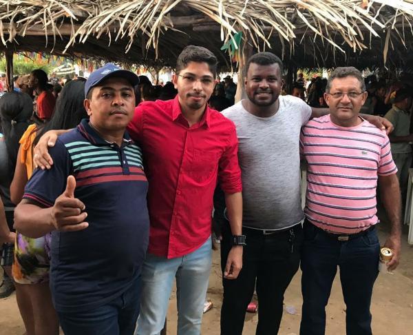 Raimundim,Felipe Dias,Raí Santos e Pedro do Silvestre