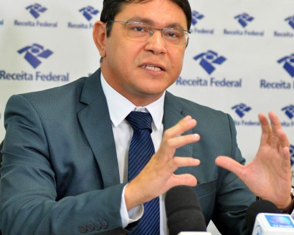 Eudimar Alves Ferreira, delegado da Receita Federal no Piauí
