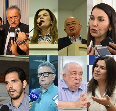 Oito deputados federais do Piauí votam a favor da reforma da Previdência