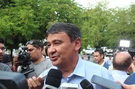 Governador Wellington Dias cumpre agenda com inaugurações em Baixa Grande do Ribeiro