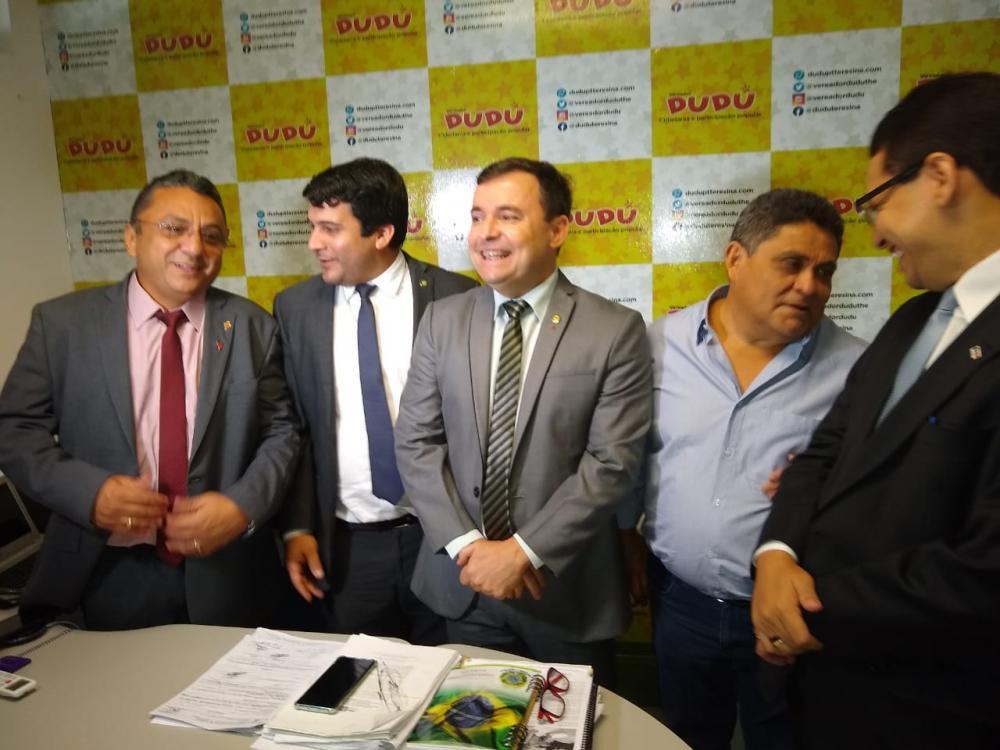 Fábio Novo é consenso no PT para Prefeitura de Teresina