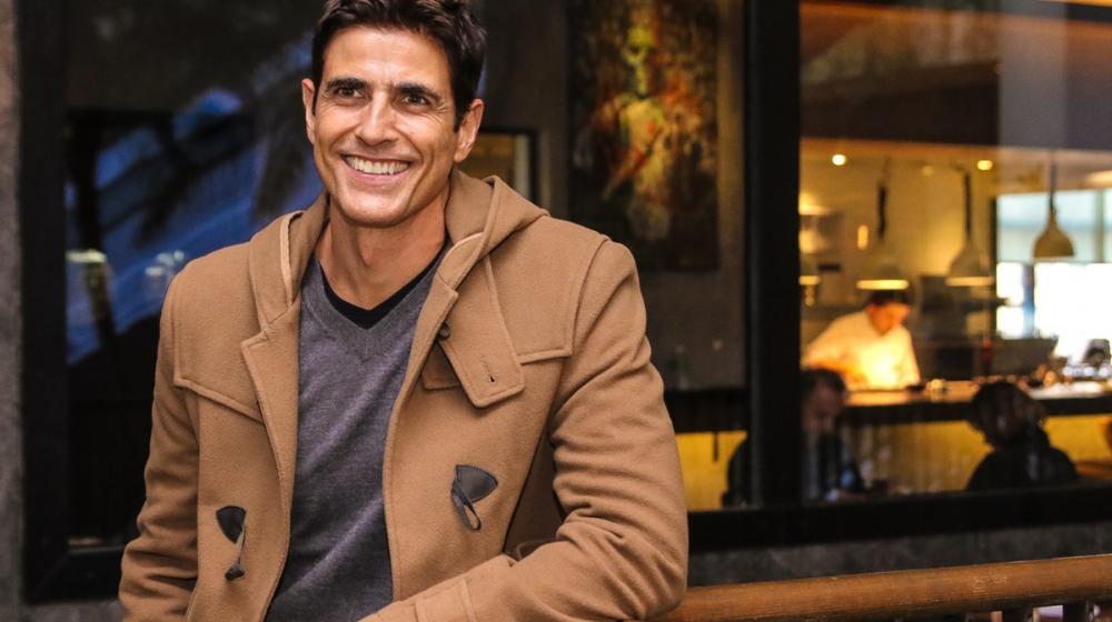 Reynaldo Gianecchini afirma que já teve 'romances com homens'