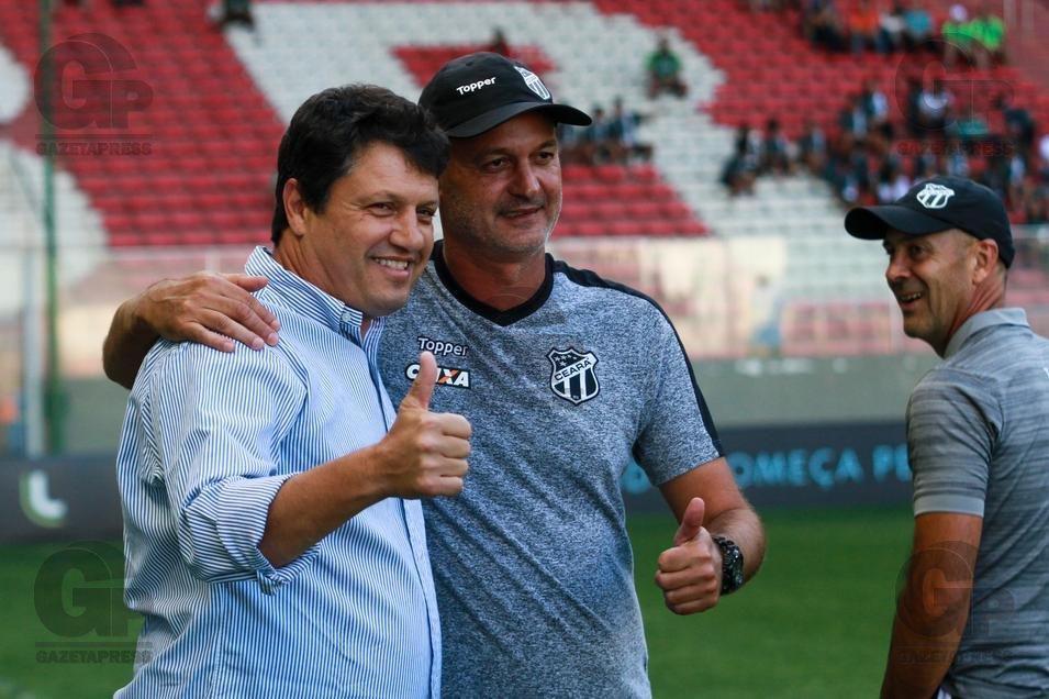 Ceará anuncia Adilson Batista como novo treinador para a Série A