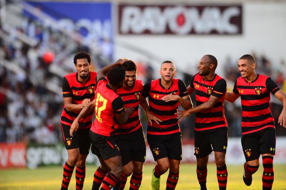 Sport vence São Bento e assume a vice-liderança da Série B