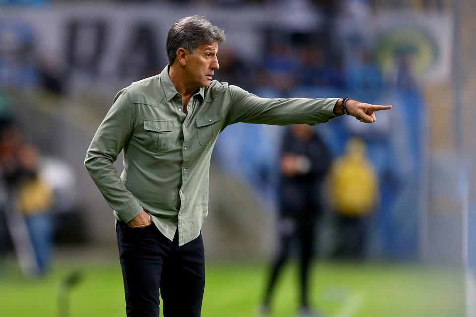 Renato: Grêmio tem que virar a página para focar no Flamengo