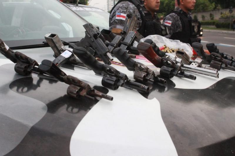 17 criminosos são mortos pela Polícia Militar