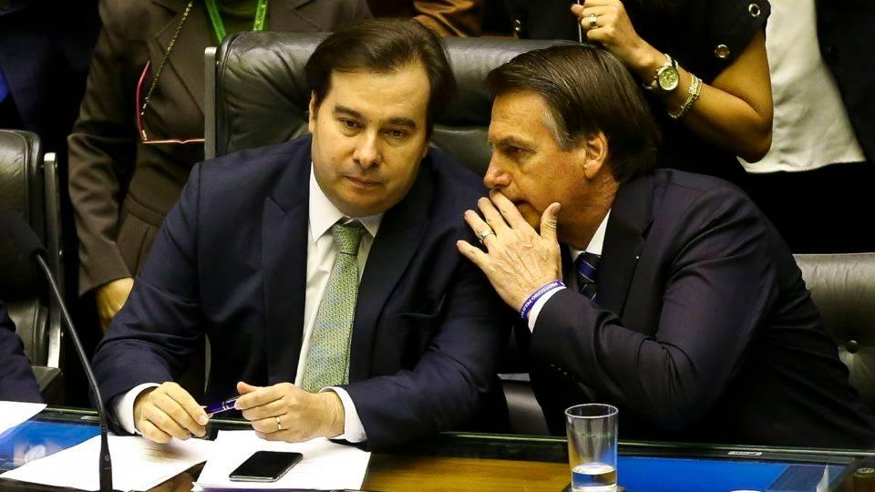 Bolsonaro diz que Congresso é independente para aprovar PEC da 2.ª instância
