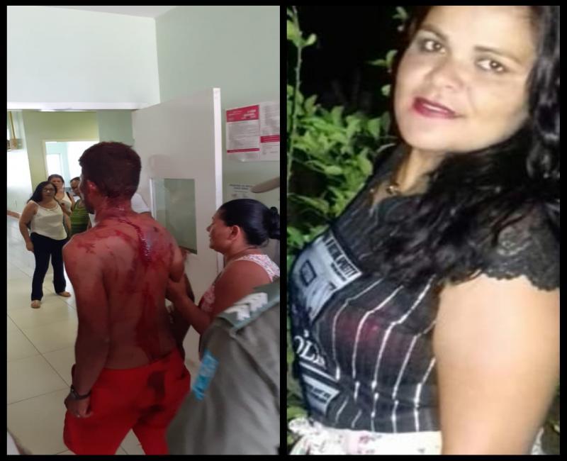 Homem mata a esposa e esfaqueia sogro no sul do Piauí