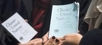 74 Anos da carta das Nações Unidas