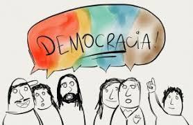 A valorização da DEMOCRACIA