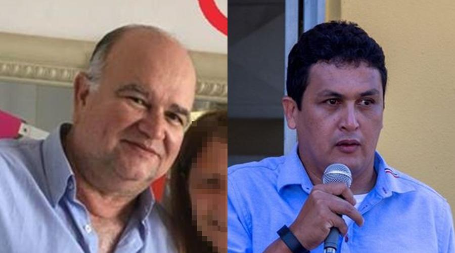 Assessor do Prefeito Mão Santa ameaça atirar em Jornalista por ter dado pão com mortadela para dois homens