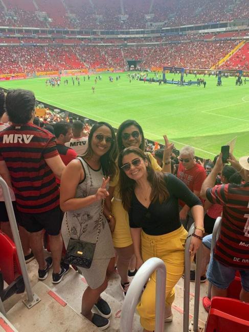 Vereadora do Piauí coloca atestado médico e viaja para assistir jogo de futebol