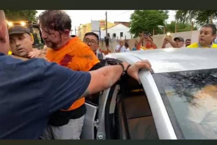 Cid Gomes é baleado em Sobral