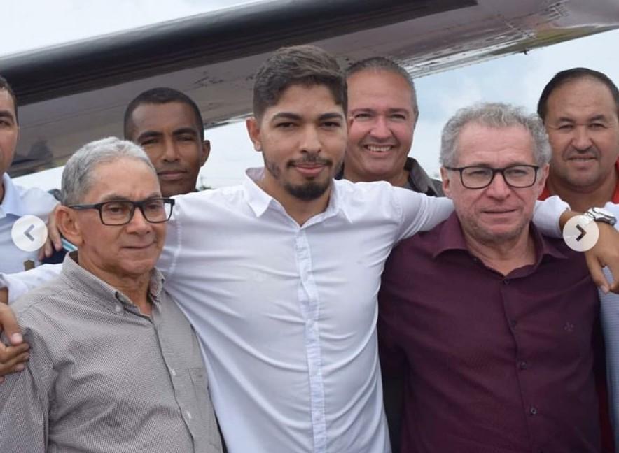 Deputado Assis Carvalho se surpreende com o crescimento significativo do PT no sul do Piauí