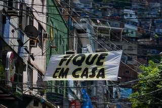 Maioria dos brasileiros defende isolamento contra covid-19
