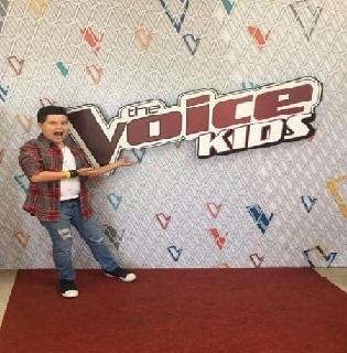 Tuca Almeida, de 15 anos, participou do The Voice Kids