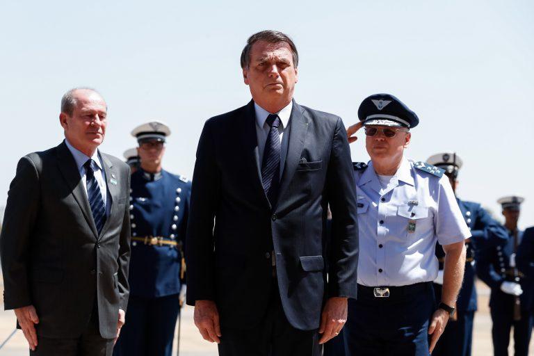 MP de Contas pede ao TCU que investigue possível interferência de Bolsonaro no Exército