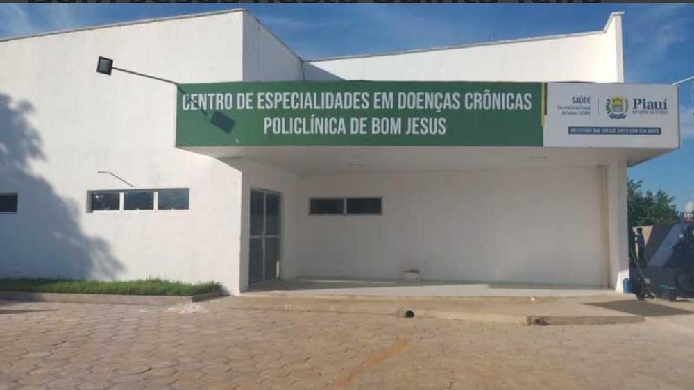 Deputado Fábio Novo destina emendas e inicia obras de instalação das UTIs em Bom Jesus no sul do Piauí