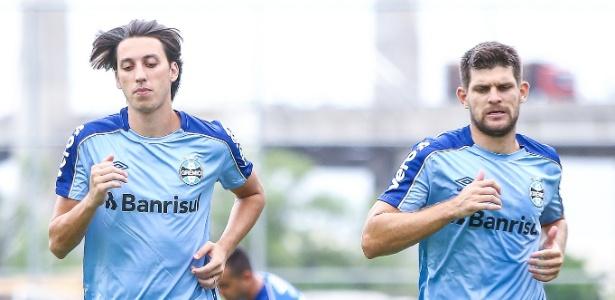 Atletas do Grêmio passam por testes de resistência e capacidade cardiorrespiratória