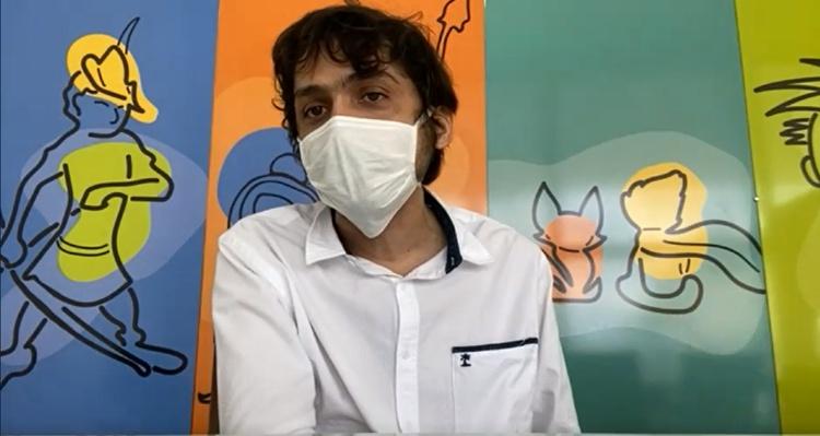 Conheça professor do Piauí que criou respirador mecânico bem mais barato que os de mercado