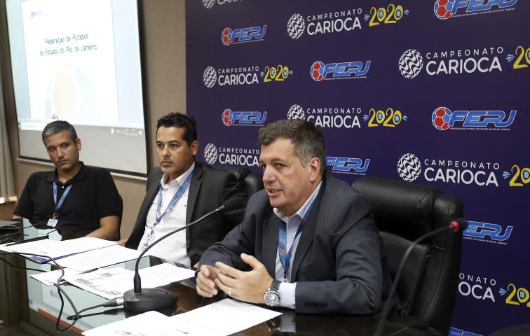 Botafogo e Fluminense emitem nota e pedem impugnação de arbitral da Ferj