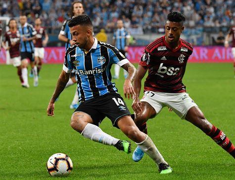 Matheus Henrique chama a atenção de clubes europeus