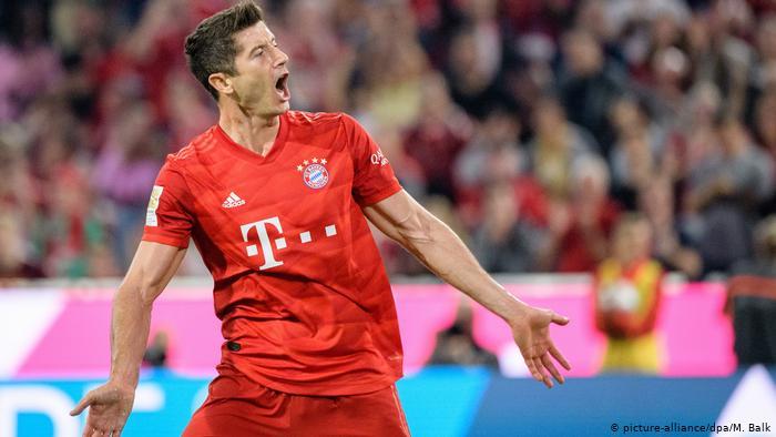 Bayern goleia Dusseldorf e se aproxima do título alemão