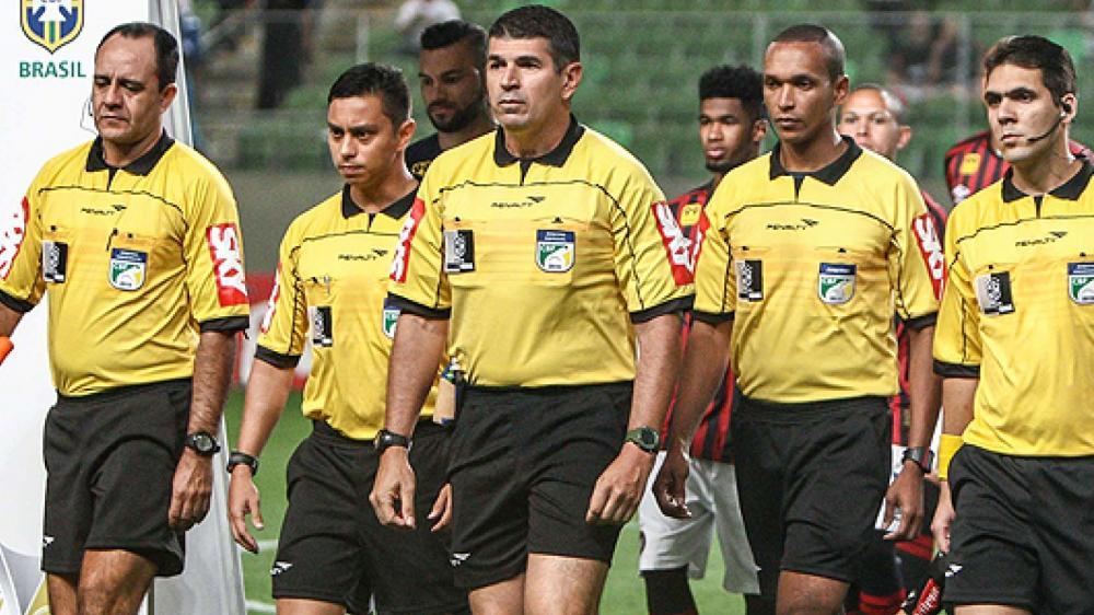 CBF anuncia terceira parcela de auxílio financeiro a árbitros