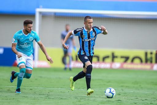 Grêmio empresta volante Matheus Frizzo ao Atlético-GO